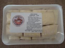 Κρουασανάκια ζαμπόν-τυρί